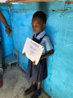 Aid in Haiti helps the people of Haiti